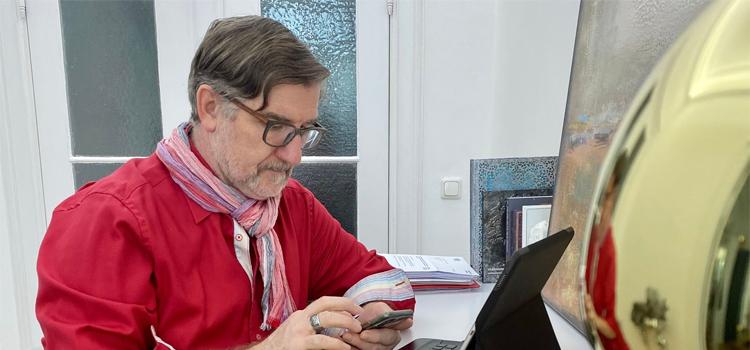 Politiker im Homeoffice: Digitale Klausurtagung – wie lief's?
