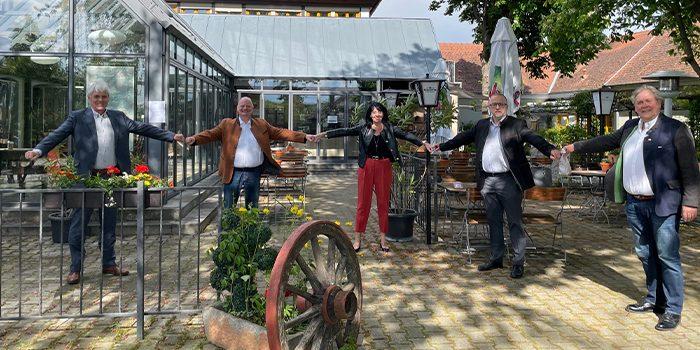 Besuch DEHOGA Unterfranken, Dettelbach bei Würzburg