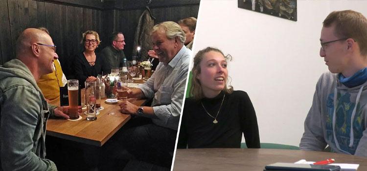 Regierungsbildung: Wie die Parteibasis von FDP und Grünen auf die Sondierungen blickt